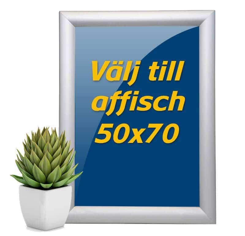 affischram Affischramar och snäpp-ramar för posters och affischer poster affisch 50 70
