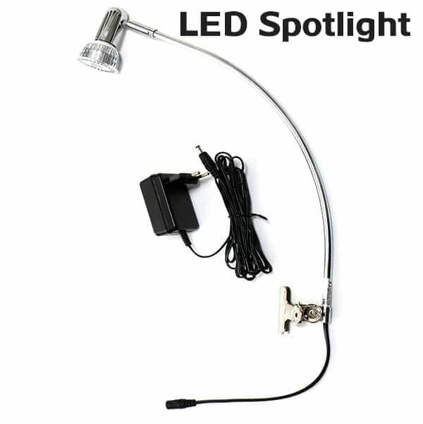 RollUp belysning tillbehör Tillbehör LED belysning 600x602