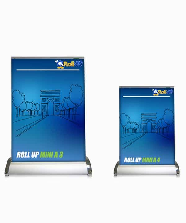 rollup ekonomi Rollup Ekonomi – Billigt & Prisvärt mini rollup a3 a4