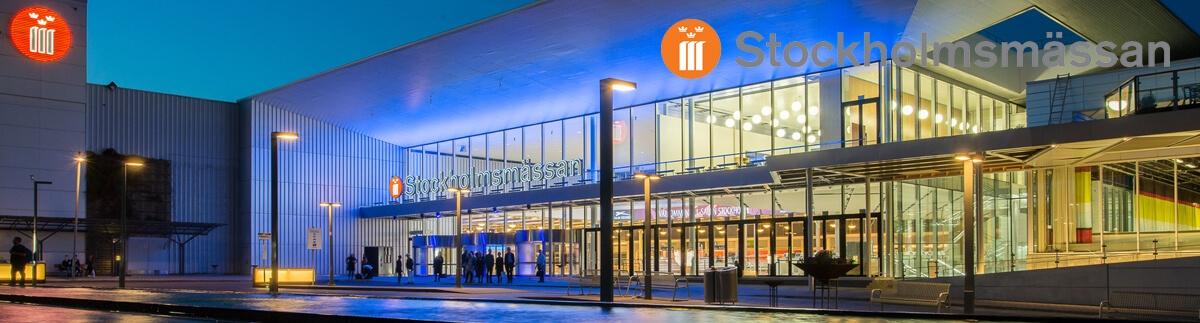 Stockholmsmässan Stockholmsmässan stockholms massan banner