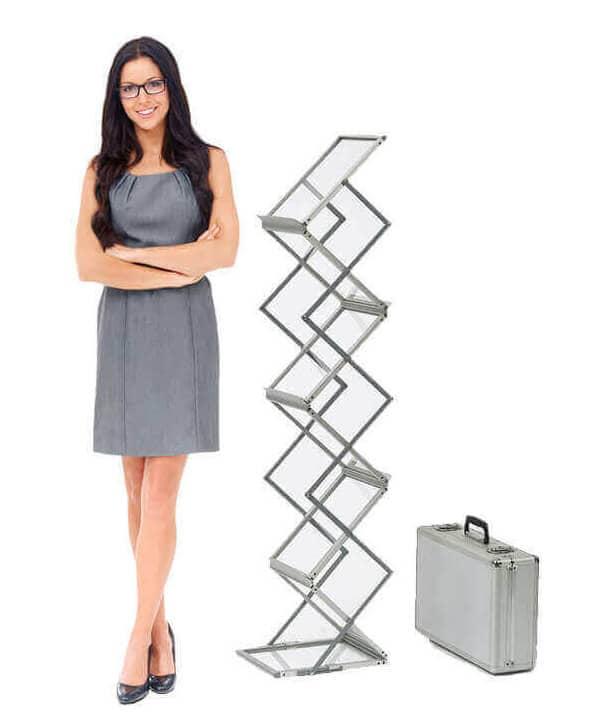 broschyrställ smart Broschyrställ Smart ett bra sätt att hålla ordning på dina reklamblad broschyrstall smart 600
