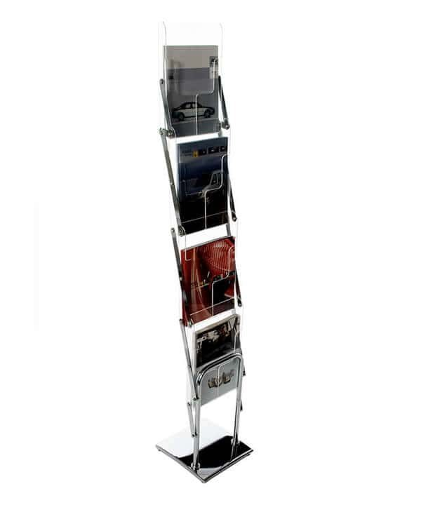 brochure holder s10 Brochure Holder S10 spennare brochure holder s10 600x720