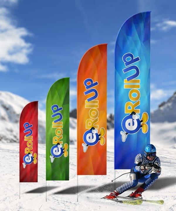 beachflaggor Beachflaggor – Strandflaggor – Reklamflaggor beachflaggor hajfena 600 4
