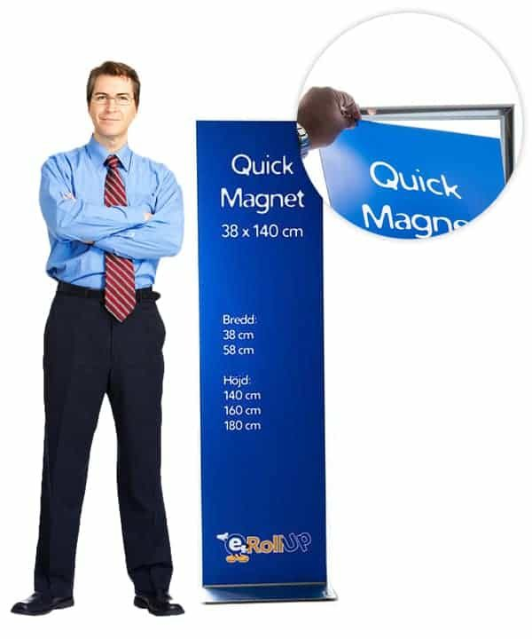 magnetic frame Magnetic Frame Stand quick magnetframe 600x720