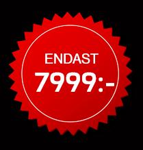 rollup Rollup och mässmaterial på 24 timmar till Sveriges lägsta priser. price 7999