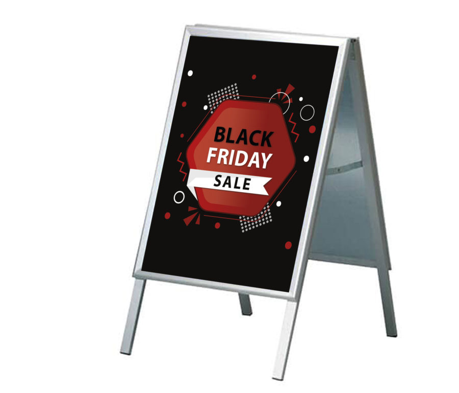 poster Black Friday Affisch – papper Black Friday Affich 2 900x769