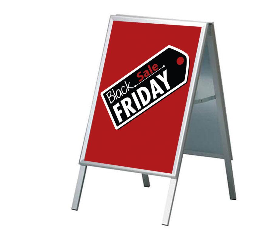 poster Black Friday Affisch – papper Black Friday Affich 3 900x769