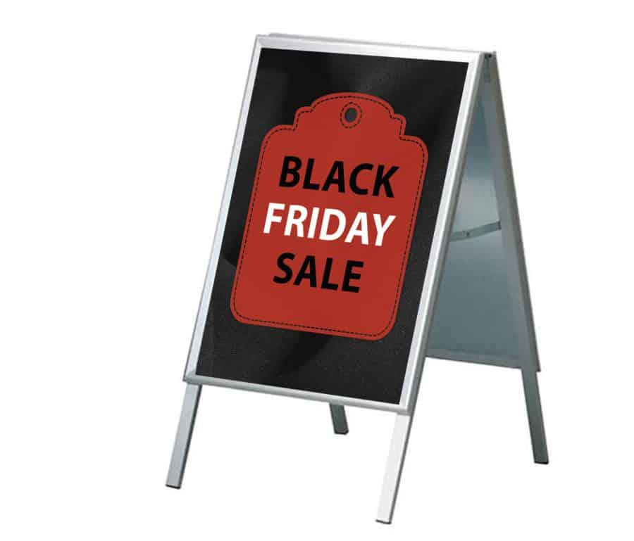 poster Black Friday Affisch – papper Black Friday Affich 4 900x769